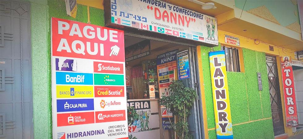 Servicio de delivery en Huaraz